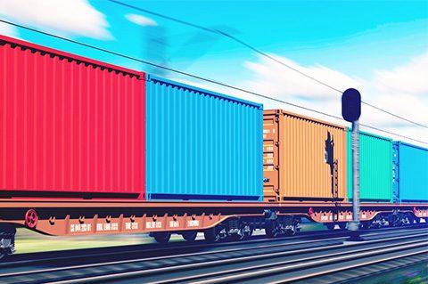 Увеличение объема перевозок с КНР