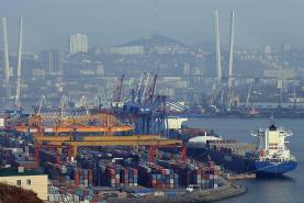 87% всего контейнерооборота приходится на Топ-5 крупнейших российских морских портов.